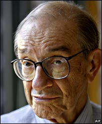 Alan Greenspan on 6 September 2007
