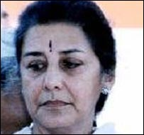 وزيرة الثقافة الهندية أمبيكا سوني