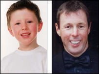 Johnny and Colin McRae