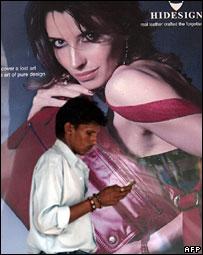 India retail ad