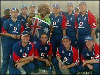 British Army's cricket team