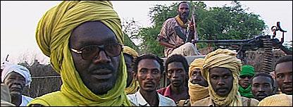 Jem rebel leader Khalil Ibrahim