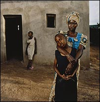 Joseline Ingabire by photographer Jonathan Torgovnik