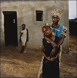 Joseline Ingabire by Jonathan Torgovnik