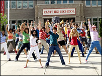 The High School Musical cast