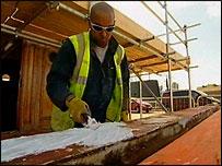 Cutty Sark conservation work at Chatham's historic dockyard