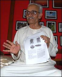 Professor Shiva Balak Misra (Picture: Kumar Prithvi)