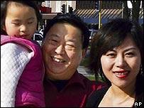 From left: Qian Xun Xue, Xue Nai Zin, Annie Xue