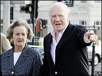 Lady Elspeth and Sir Menzies Campbell
