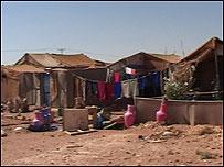 Campo de refugiados de Ruweished