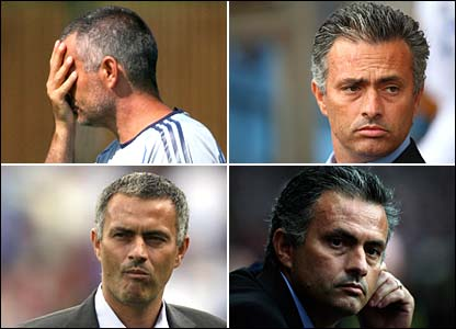 Photos of Jose Mourinho
