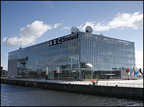 BBC Scotland's Clyde HQ