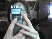 Camera phone, BBC