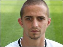 Swansea midfielder Ferrie Bodde