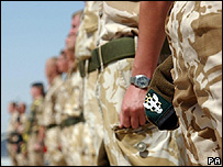 The Mercian Regiment in Afghanistan