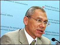 Александр Боцан-Харченко, представитель России в тройке международных посредников по Косову (фото 30 августа 2007 года)