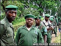 Rangers (Image: WildlifeDirect)