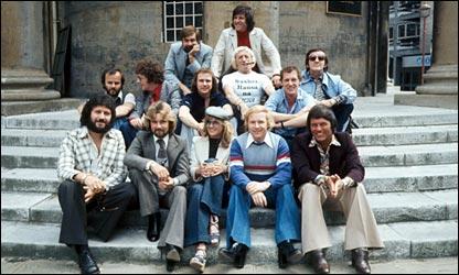 DJs in 1977