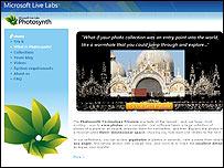 Photosynch website