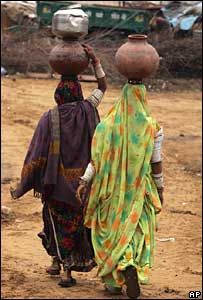 Indian village women