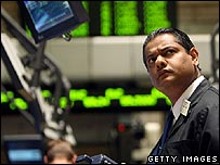 Market trader in the US