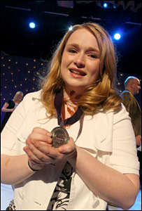 Manon Wyn Williams, enillydd Ysgoloriaeth Bryn Terfel 2007