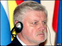 Сергей Миронов (фото 25 июня 2007 года)