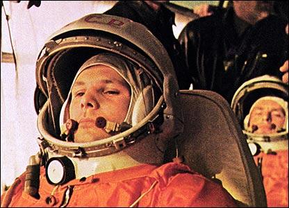 Yuri Gagarin. Image: Nasa