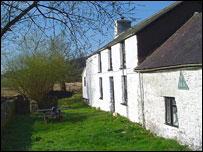 Dolgoch hostel (picture: Elenydd Wilderness Hostels' Trust)