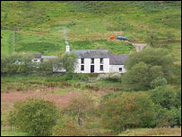 Dolgoch hostel (picture: Elenydd Wilderness Trust)