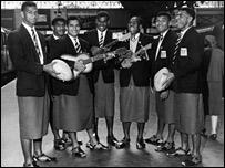 The 1964 Fijian tourists
