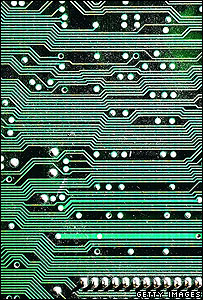 Circuit board (Getty Images)