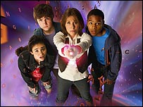 Doctor Who spin-off The Sarah Jane Adventures