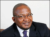 Vusi Pikoli, South Africa's suspended chief prosecutor (image: SA National Prosecuting Agency)
