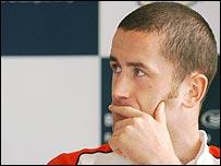 Tyrone player Stephen O'Neill