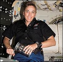 Astronaut Heide Stefanyshyn-Piper (Nasa)