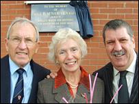 Derek Fernyhough, who wrote to the BBC, Madeleine Summerill and Carl Chinn