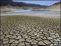 Sequía en Chipre