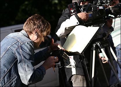 Director Jack Jameson