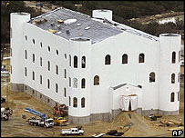 New church built at the FLDS's compound in Texas