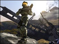Still from Halo 3