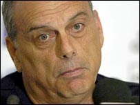 Chelsea boss Avram Grant does not have a Uefa Pro licence