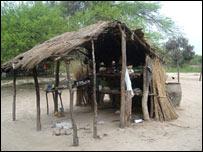 A Toba hut
