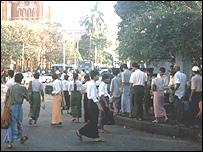 Escena de Rang�n.