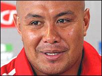 Tonga captain Nili Latu