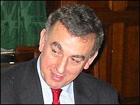 Tony Hobman, chief executive of the Pensions Regulator