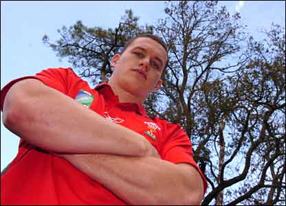 Ian Evans won a shock call-up to the Wales team in place of Ian Gough