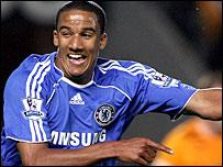 Chelsea's Scott Sinclair