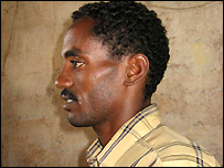 Paulus, an Evangelical Christian from Eritrea
