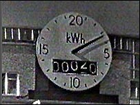 Calder Hall atomic clock